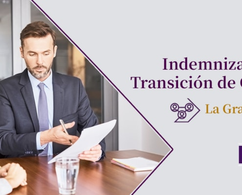 Indemnización vs transición de Carrera